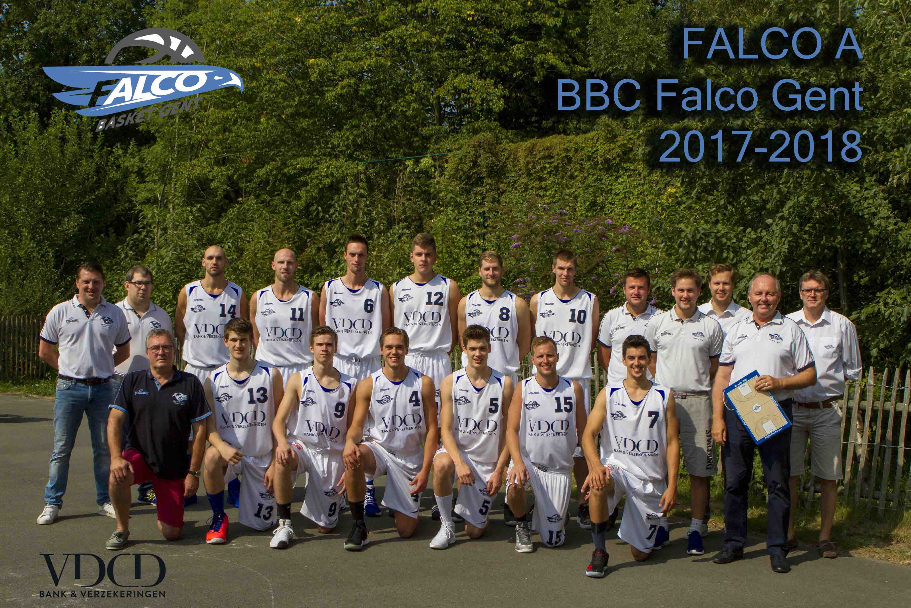 BBC Falco Gent team