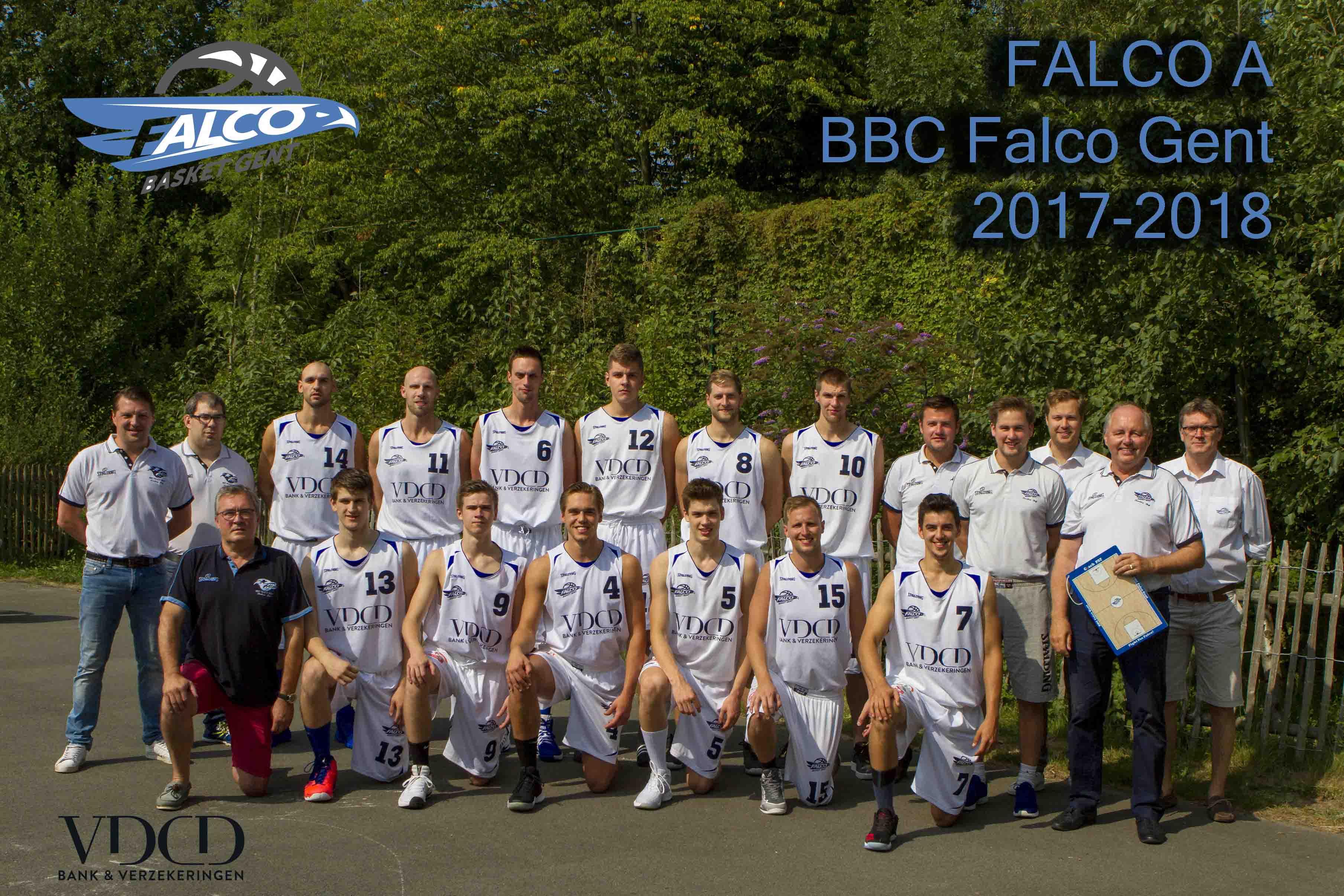 BBC Falco Gent team